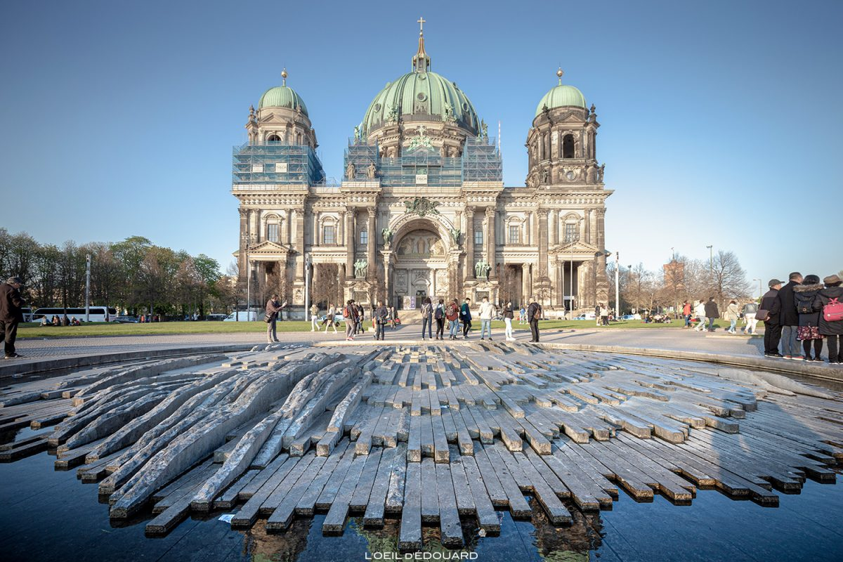 Catedral de Berlim Alemanha / Berliner Dom Germany Deutschlandkirche