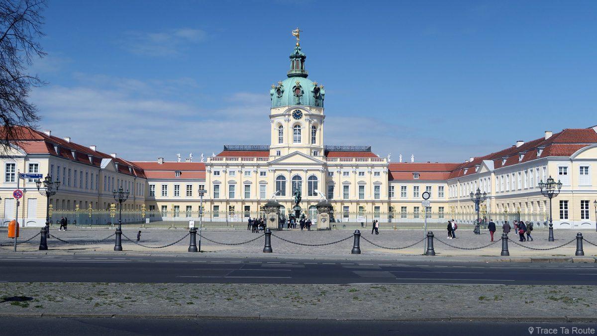 Schloss Charlottenburg Berlin Alemanha / Schloss Charlottenburg Alemanha / Schloss Charlottenburg Alemanha