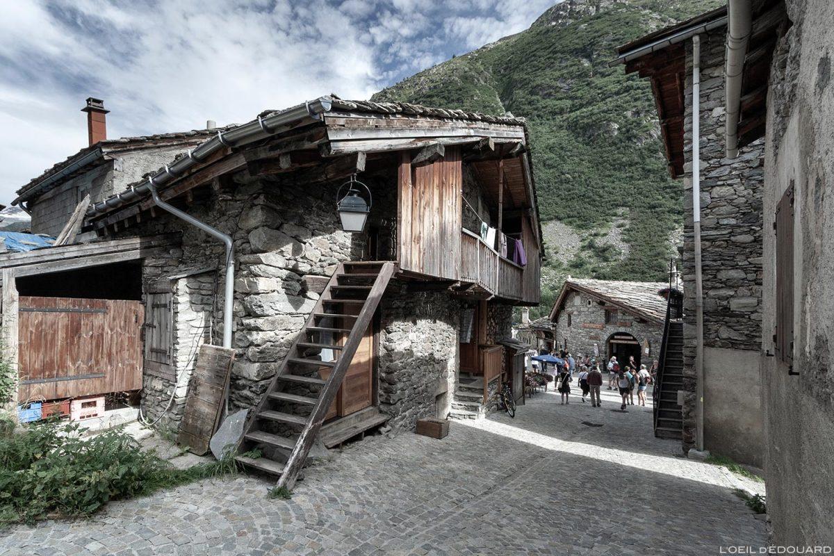Casa na aldeia de Bonneval-sur-Arc - Haute Maurienne Alps Savoy