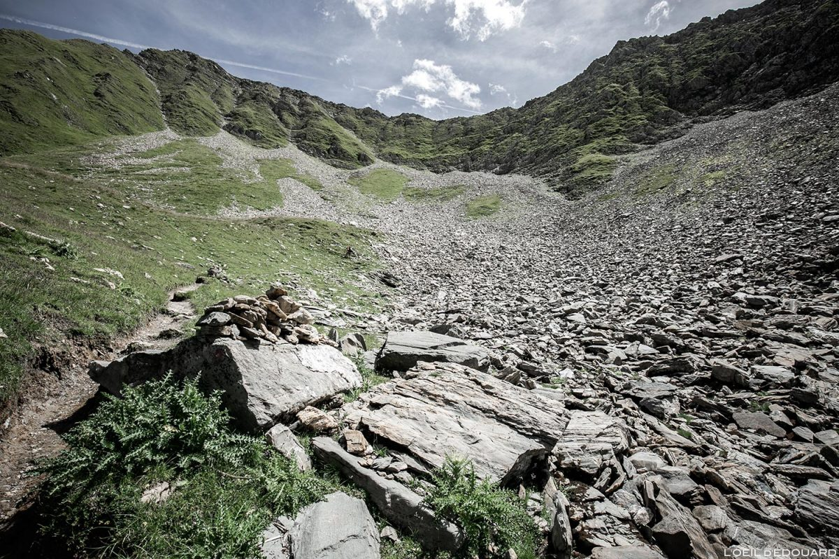 Le Passeur de Pralognan, Alpes de Combe de la Neuva Le Beaufortain da Sabóia