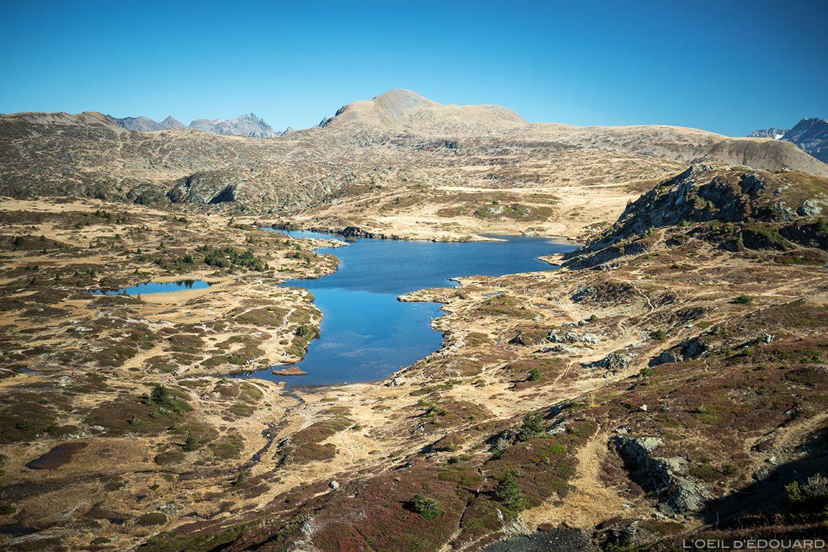 O Plateau du Lac Fourchu e Le Grand Galbert