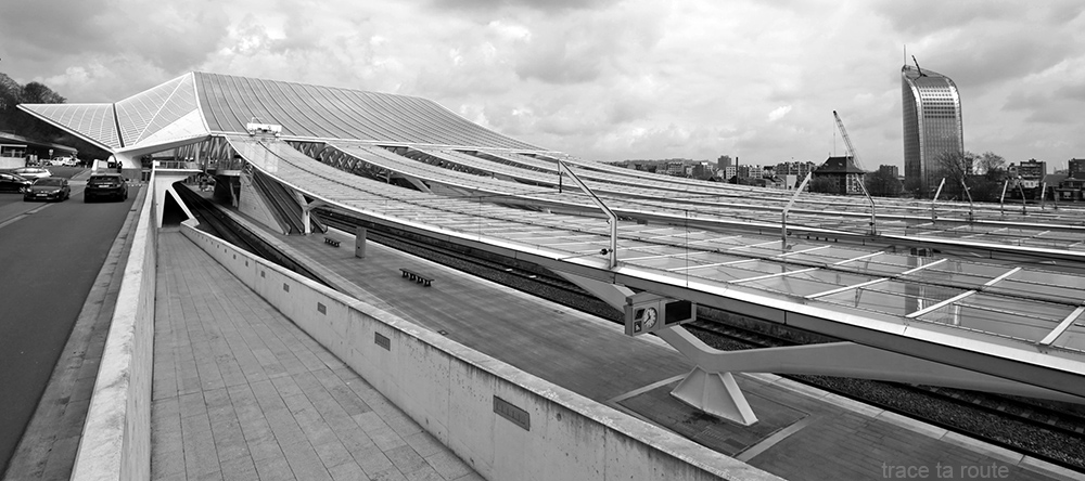 Estação Guillemins Liège - Santiago Calatrava