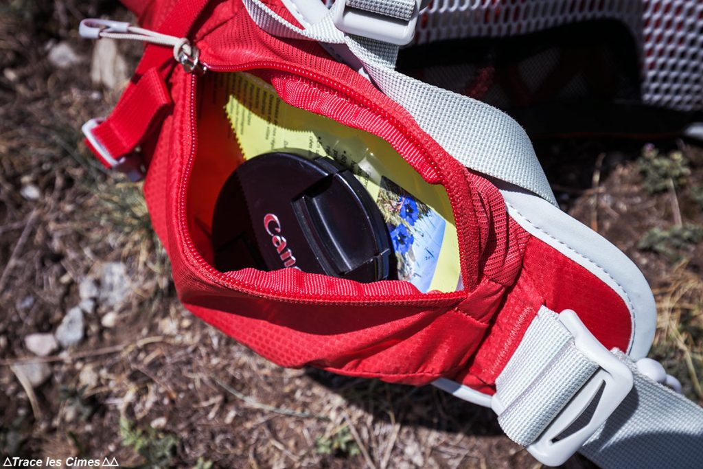 Mochila de teste Osprey Talon 44 litros: bolsa