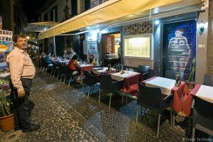 Restaurante O Velhinho - Rua de Santa Maria, centro histórico, Funchal, Madeira