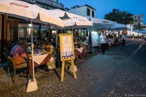 Restaurante O Romana - Largo do Corpo Santo, Centro Histórico, Funchal, Madeira