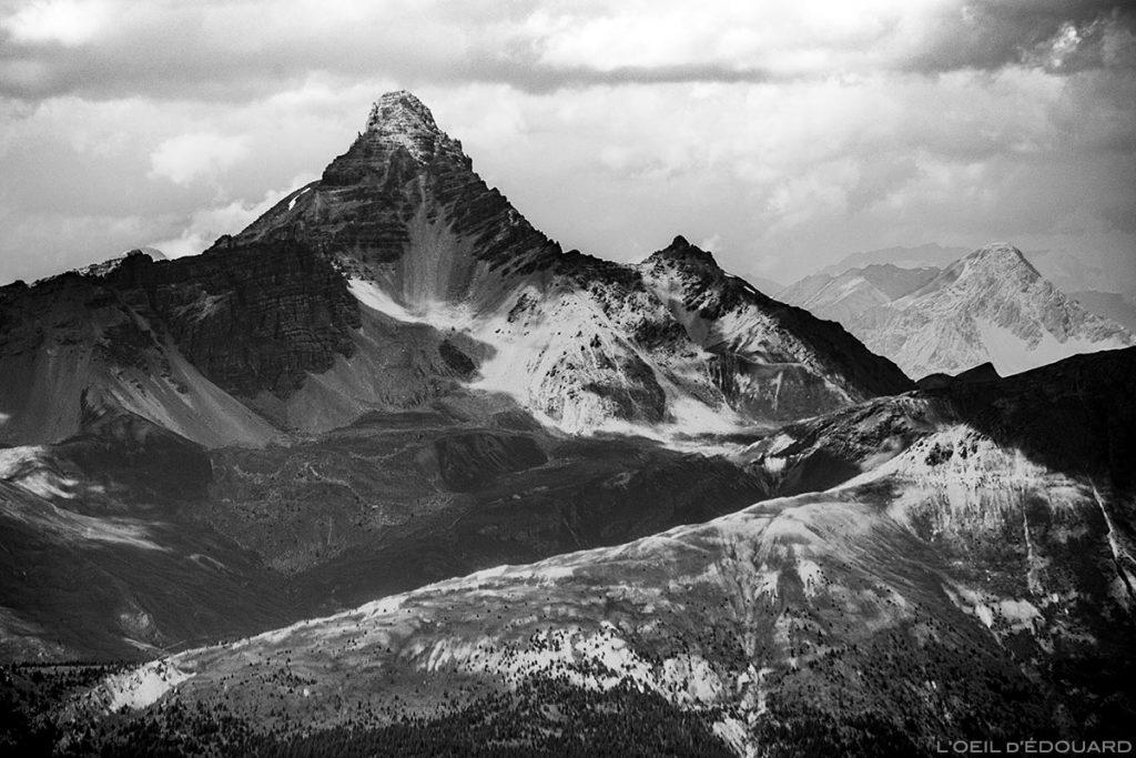 O Pic de Rochebrune, Queyras (Hautes-Alpes)