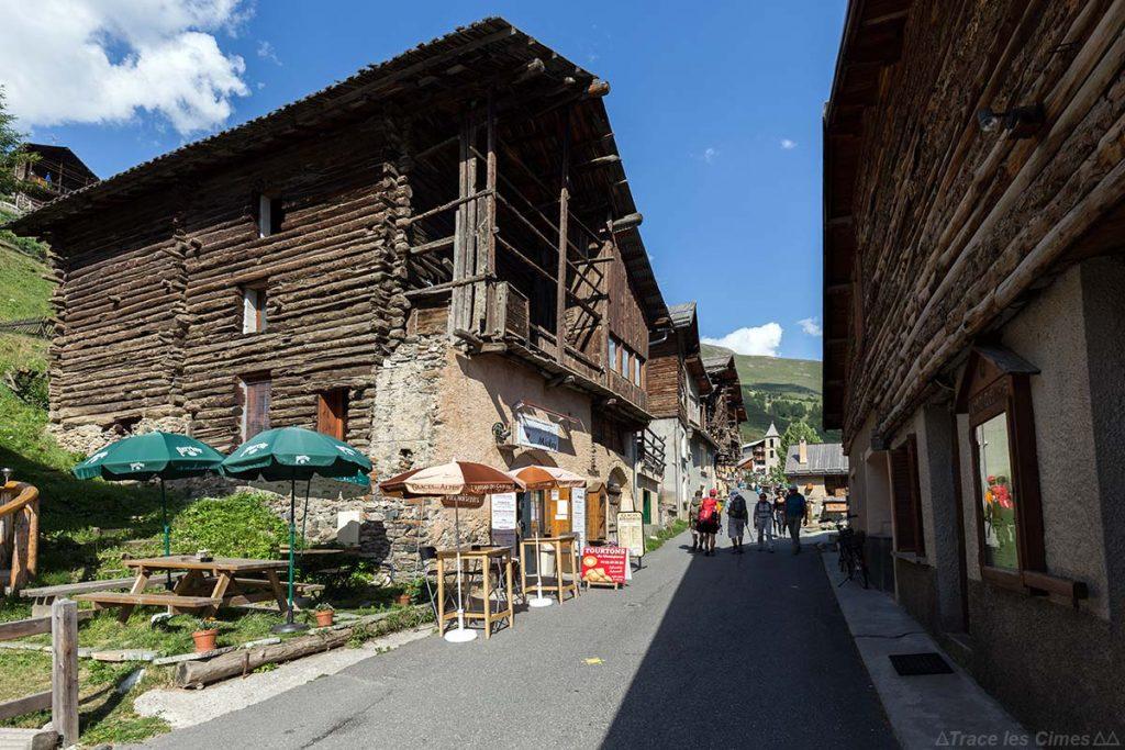 Chalé na aldeia de Saint-Véran, Queyras (Hautes-Alpes)