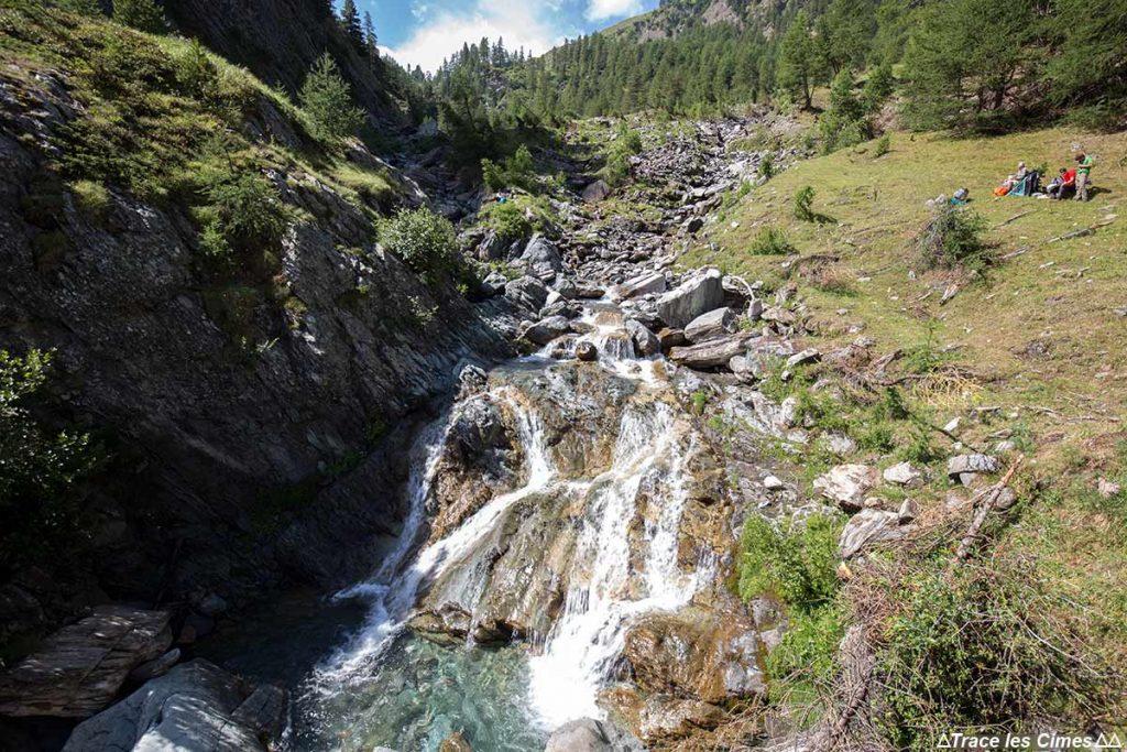Torrent de Bouchouse, Parque Natural Regional de Queyras (Hautes-Alpes)