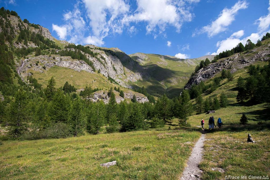 Caminhada GR 58 Tour du Queyras, Malrif (Hautes-Alpes)