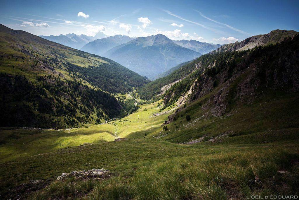 Vallon du Malrif - Tour du Queyras GR 58, Hautes-Alpes