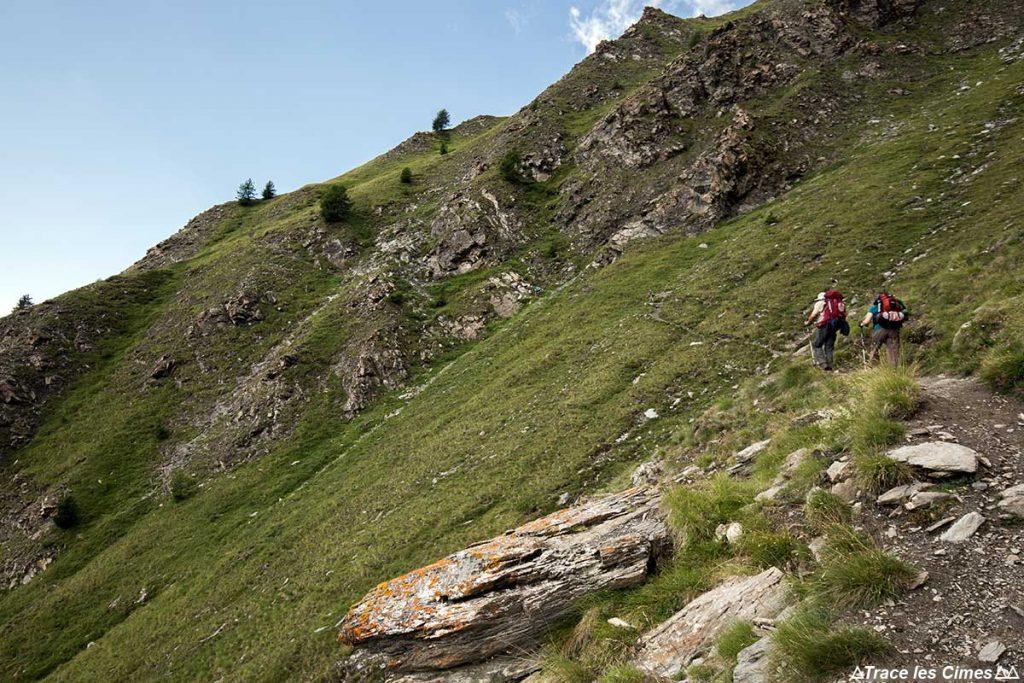 GR 58 Tour du Queyras, Malrif (Hautes-Alpes)