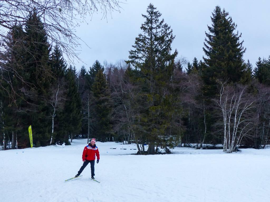 Inauguração do biatlo nos Alpes - Haute-Savoie