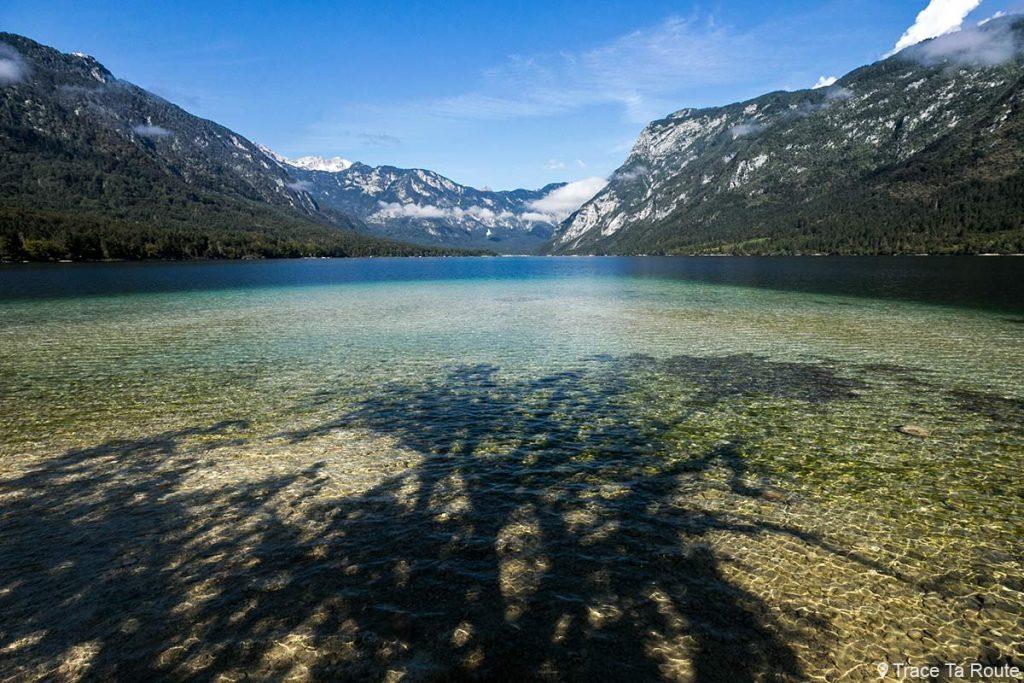 Lago Bohinj, Eslovênia - Lago Bohinj, Eslovênia Eslovênia