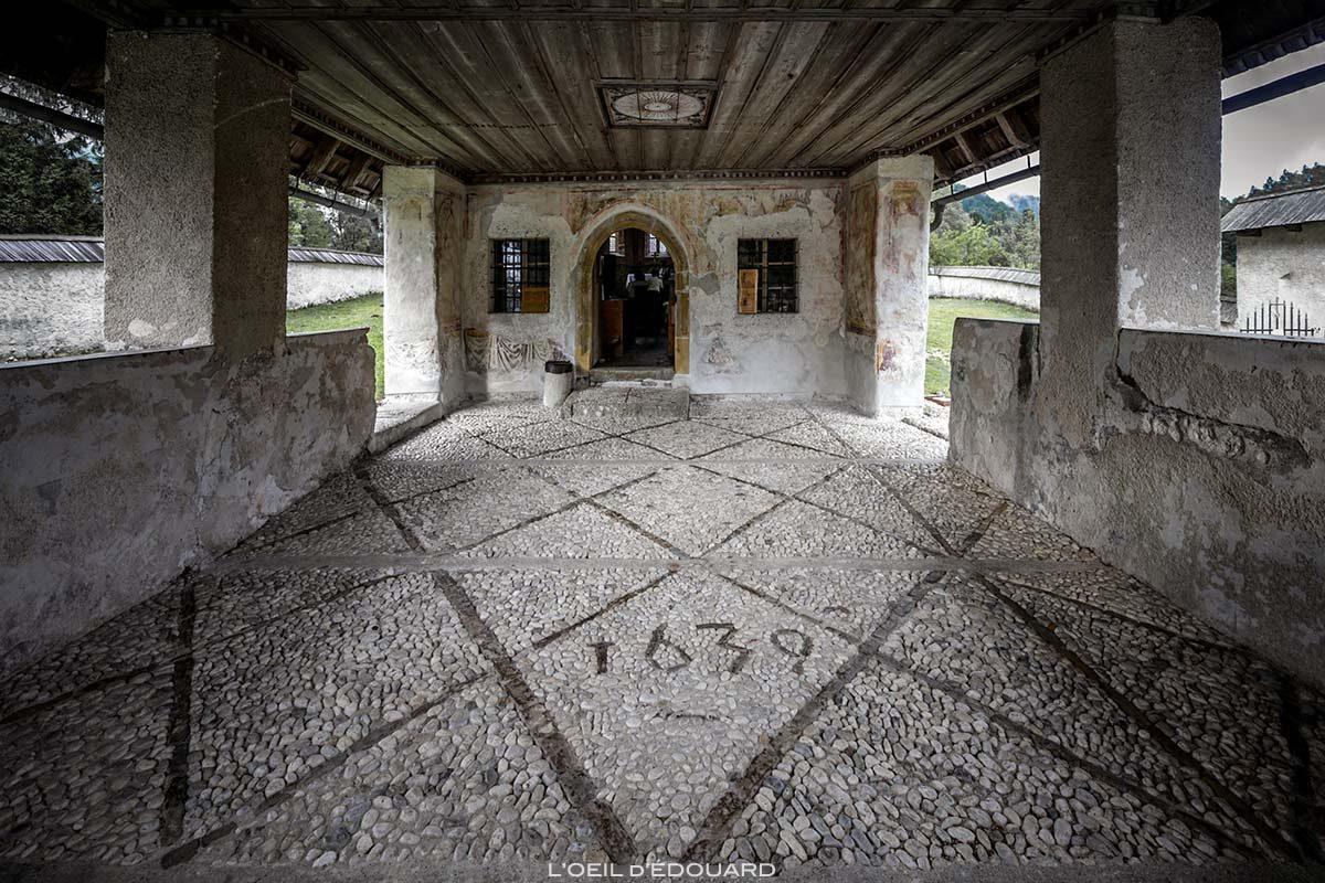 Igreja de São João Batista em Bohinj, Eslovênia - Igreja de São João Batista, Bohinj Eslovênia / Cerkev Sv. Janez Krstnik, Lago Bohinj, Ribčev Laz, Eslovênia