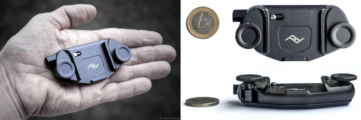 Acessórios para câmera Suporte para câmera Clip Capture Camera v3 PEAK DESIGN