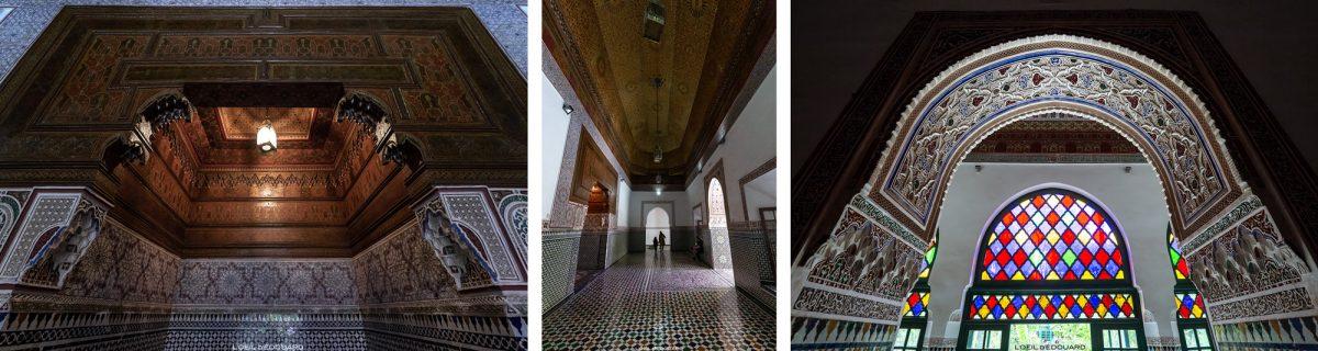 Visite o Bahia Palace em Marrakech, Marrocos / Visite Marrakech, Marrocos