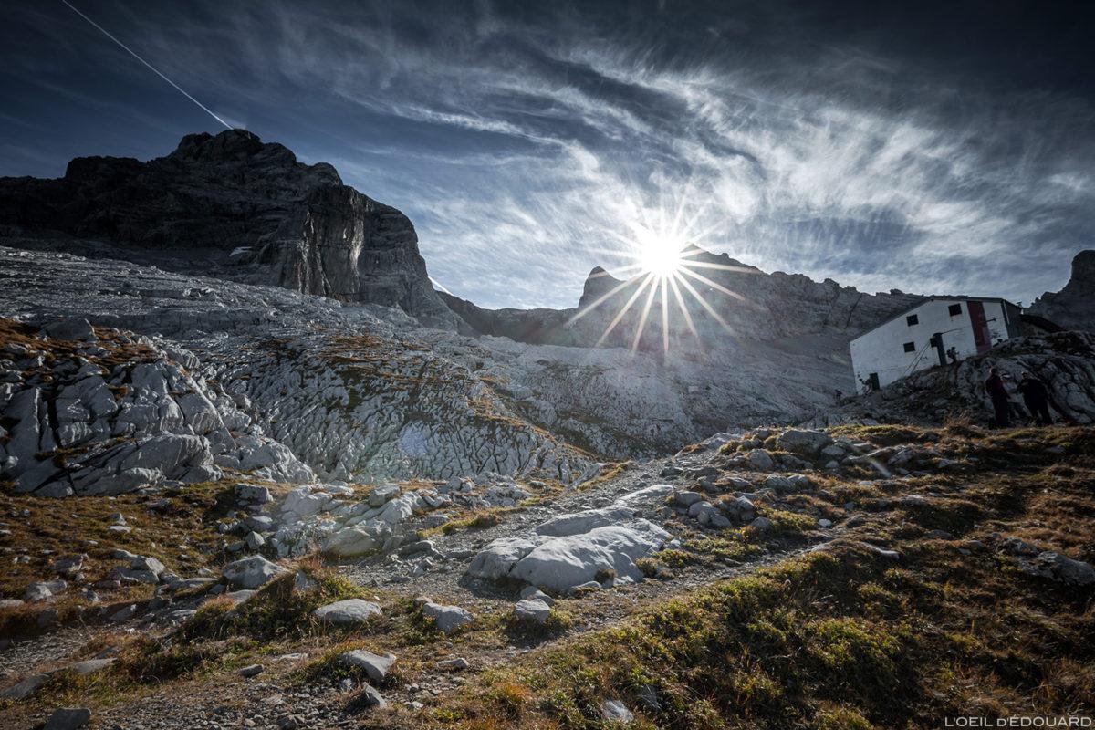 Gramusset Refuge and Pointe Percée, Aravis / Haute-Savoie © L'Oeil d'Édouard - Todos os direitos reservados