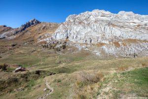 Vá para a via ferrata do Tour du Jallouvre em Haute-Savoie