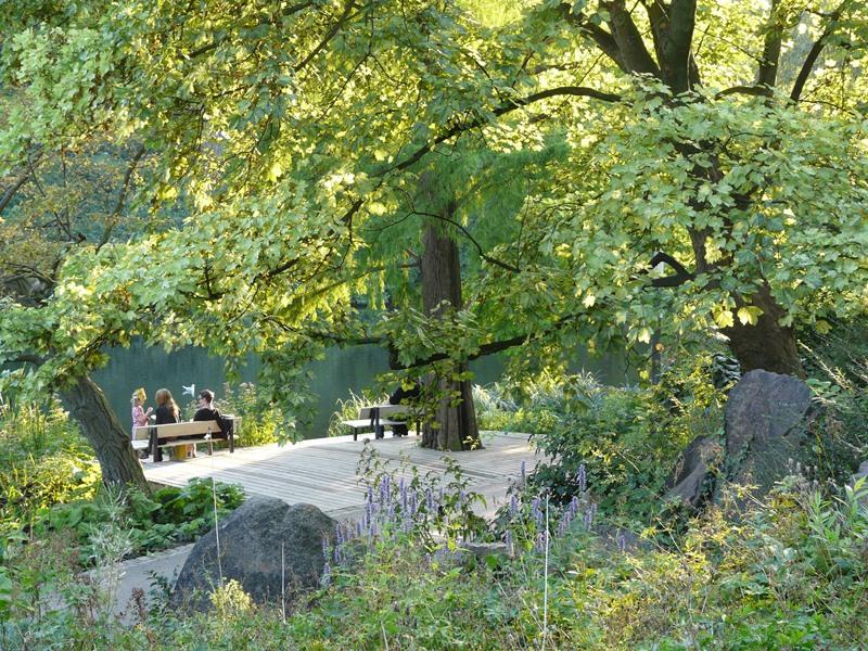 Parque e jardins de Hamburgo