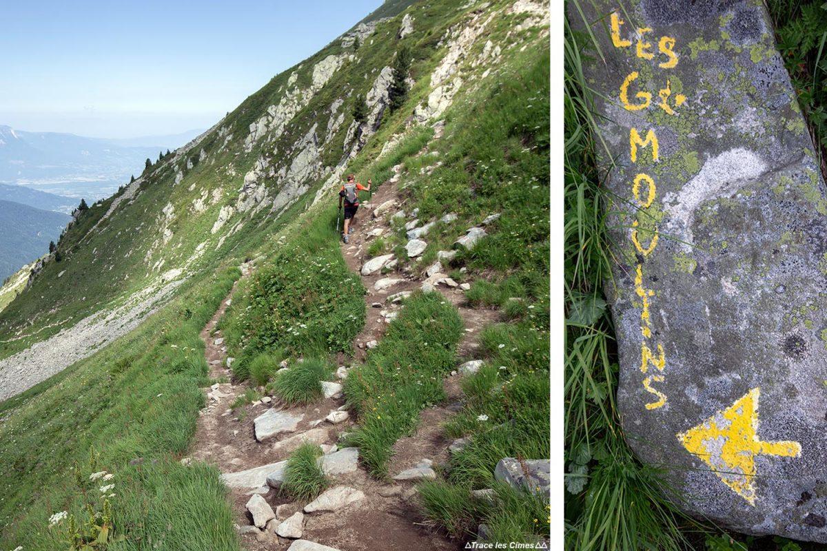 Caminho dos Grands Moulins, Belledonne