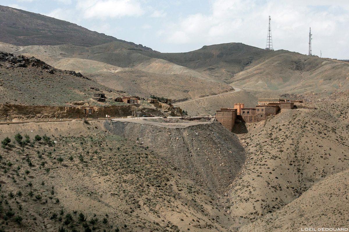 Tizi n'Tichka, Col du Tichka, Marrocos