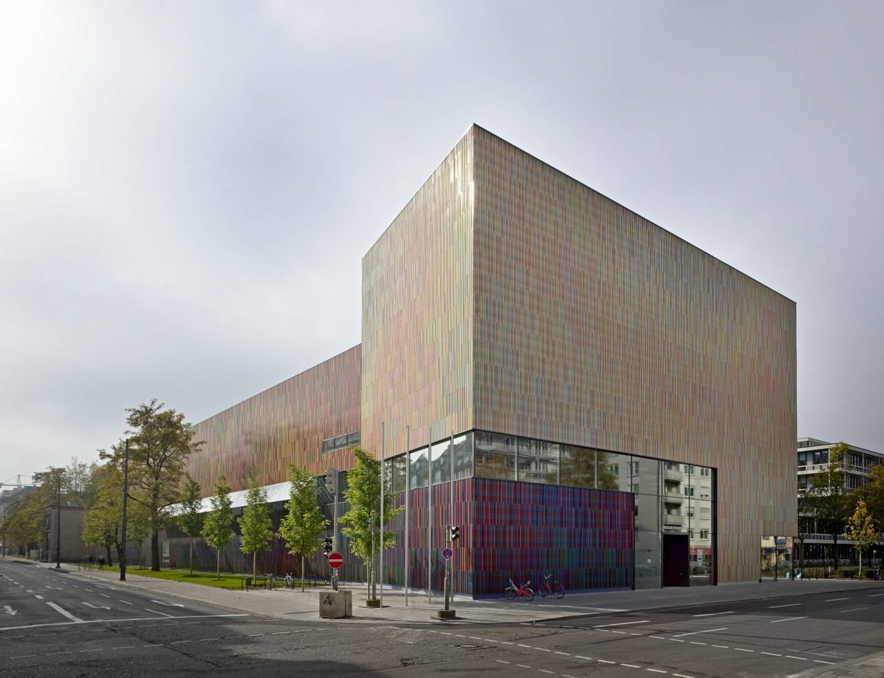 Museu Brandhorst, Munique, Alemanha