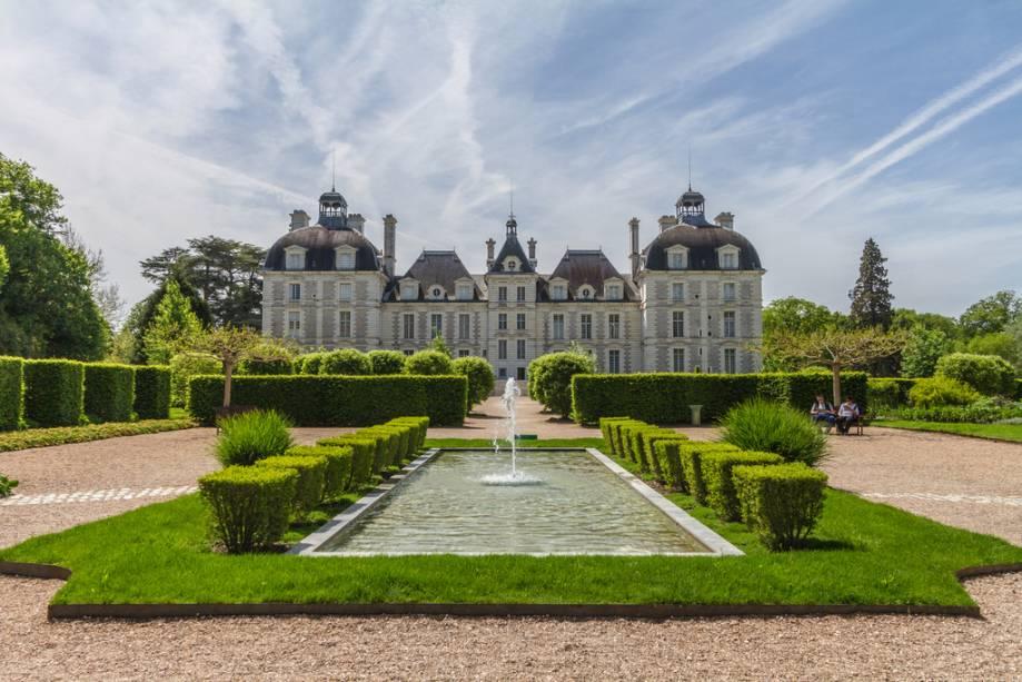 Château de Cheverny, não um Vale do Loire