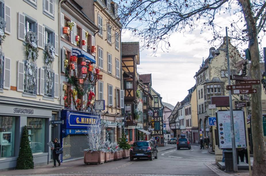 O centro histórico de Colmar ou simplesmente o centro histórico é um dos grandes atrativos da cidade.  Os edifícios bem preservados testemunham mais de mil anos de história