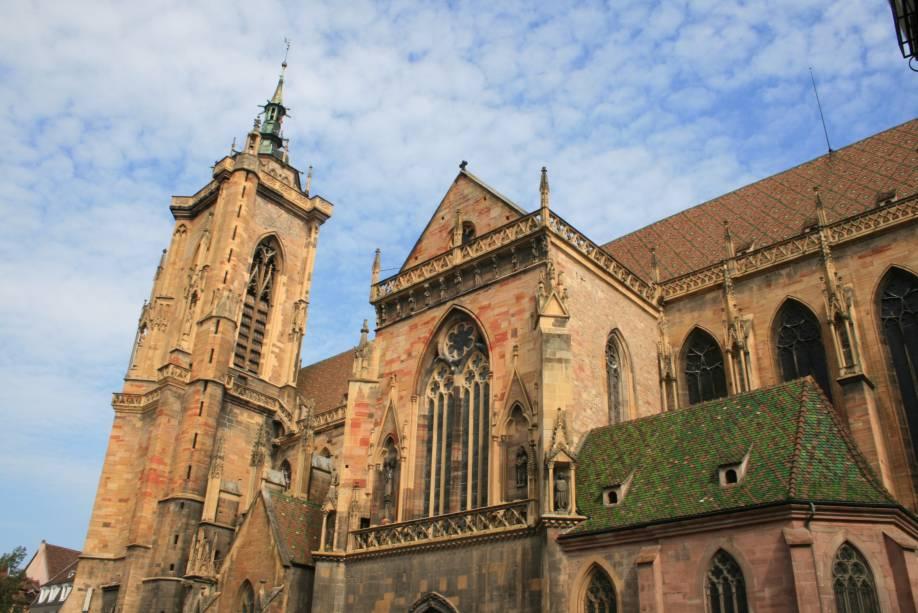 A igreja de Saint-Martin é ideal para quem procura o turismo religioso, outra forte característica da pequena cidade.  Foi construído em estilo gótico e abriga algumas belas esculturas