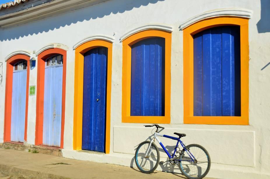 Apesar de Paraty estar cheia de turistas, o clima é tranquilo até no verão e nas férias, quando a cidade se enche de mais visitantes.