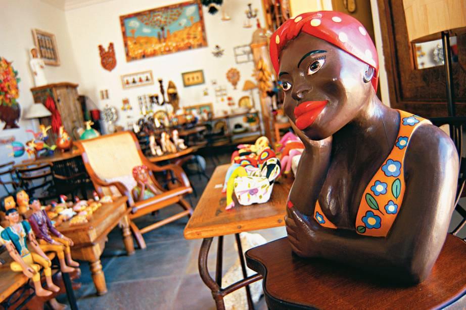 Art Brasil, loja de artesanato mineiro