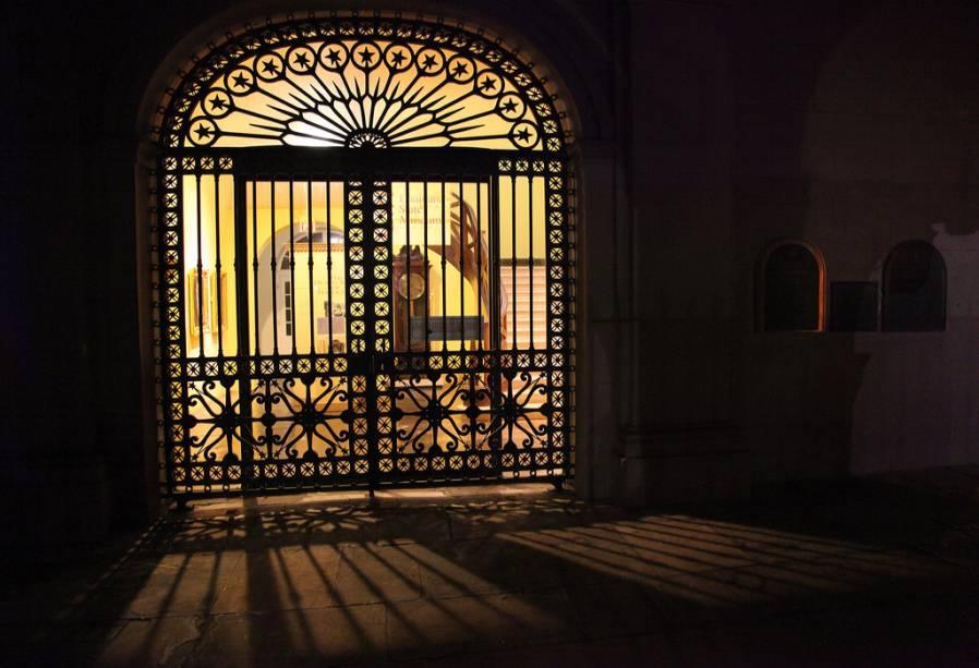 A arte decorativa em varandas, portas e janelas ainda está presente nas casas históricas de Nova Orleans