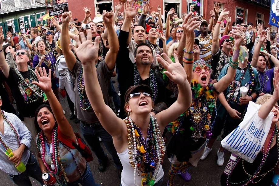Carnaval é o último dia de carnaval