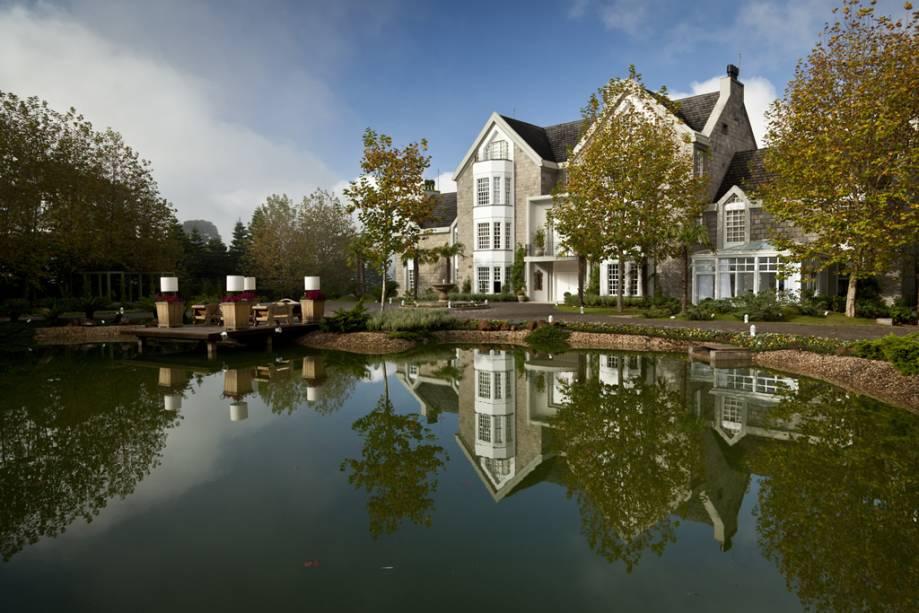 O Saint Andrews Hotel em Gramado, no Rio Grande do Sul, é um dos mais confortáveis e caros da cidade