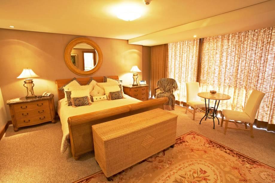 Suites no Kur Spa, Kurotel, Longevity Center e Spa. Os tratamentos em mais de 15 quartos incluem um circuito de banho