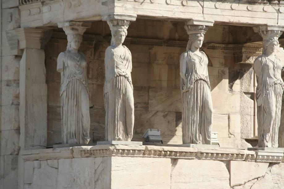 O Partenon, um dos cartões-postais mais importantes do mundo, foi construído para a deusa Atenas há mais de 2.500 anos