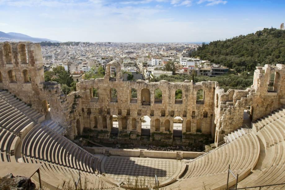O Teatro de Herodes ainda está ativo e é representado musical e teatralmente, principalmente no verão de maio a outubro