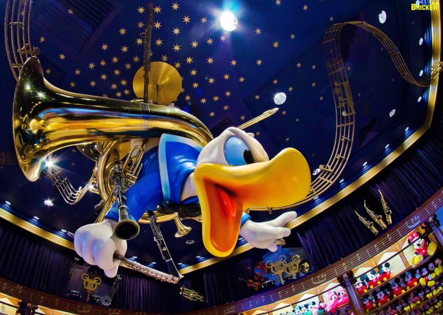 Mickey's Philharmonic, No Magic Kingdom, Walt Disney World Resort