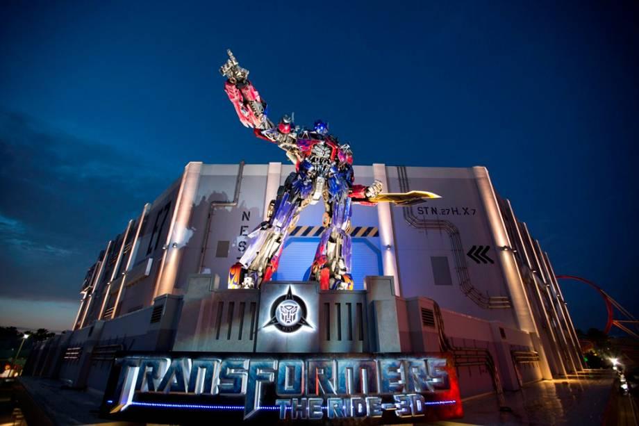Ride Transformers 3D