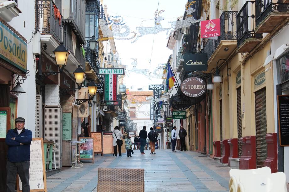Ronda é um destino favorito de fim de semana para os habitantes locais nas maiores cidades da Andaluzia