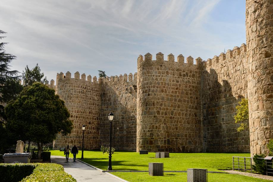 Ávila foi declarada Patrimônio da Humanidade pela UNESCO