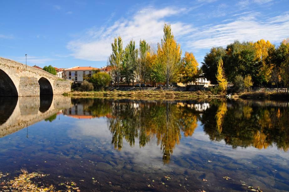 Não é difícil voltar a Ávila de Madrid