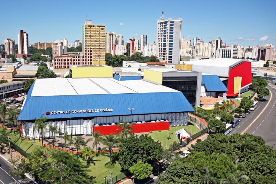Centro de Congressos de Goiânia