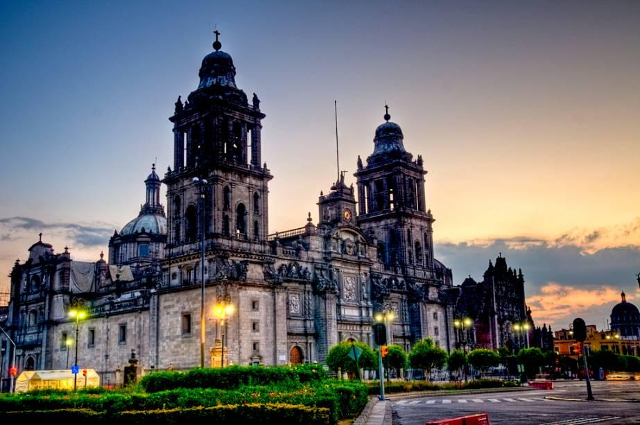 Catedral Metropolitana da Cidade do México