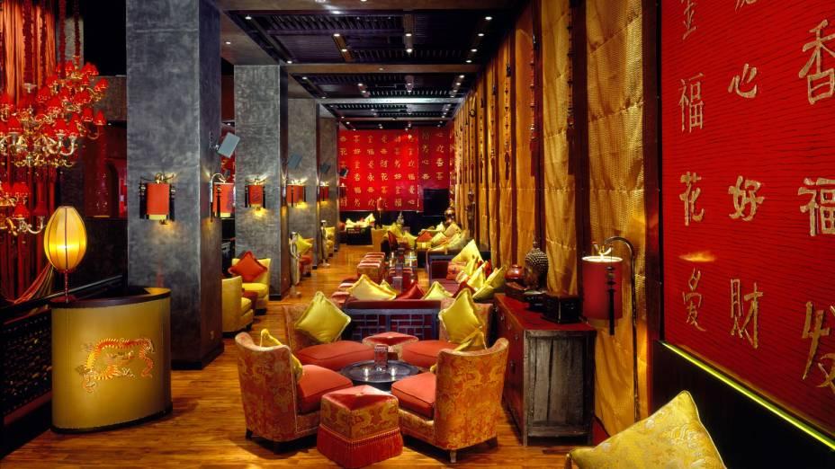 Buddha Bar, não uma casa de Grosvenor