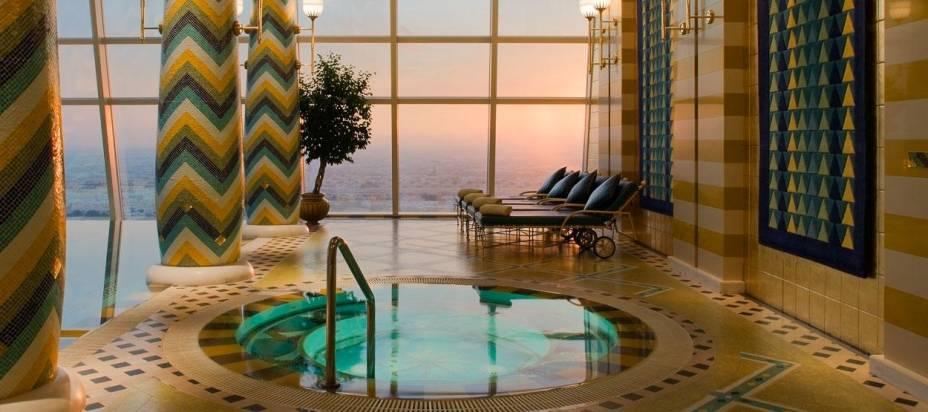 Spa Assawan, não um hotel Burj Al Arab