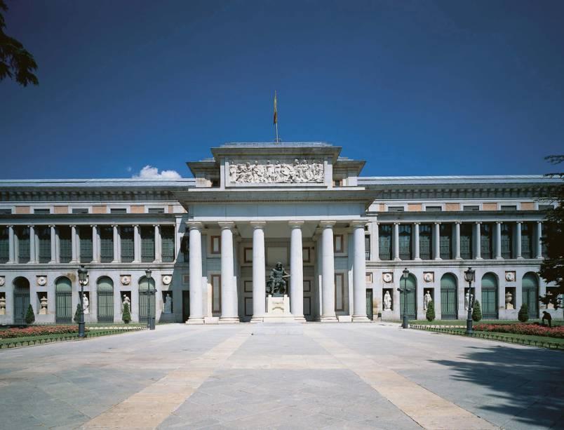 O destaque do Museu do Prado são as obras de pintores espanhóis como Velázquez, Goya e El Greco