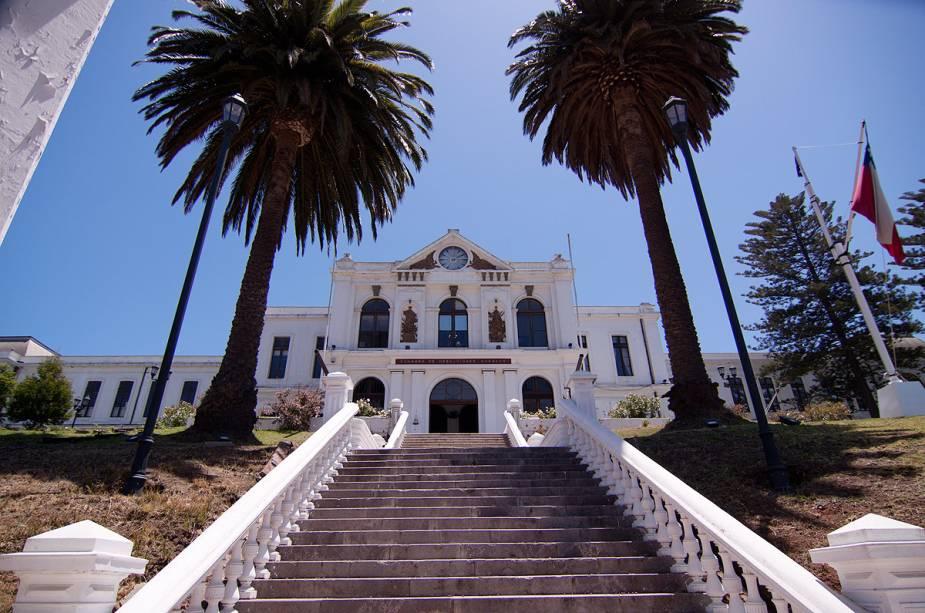 O Museu Marítimo Nacional de Valparaíso conta a história do Chile e suas batalhas, incluindo a luta de heróis nacionais (como OHiggins) pela independência do país do domínio espanhol