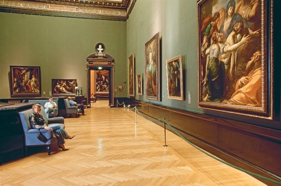 Galeria do Museu de História da Arte de Viena