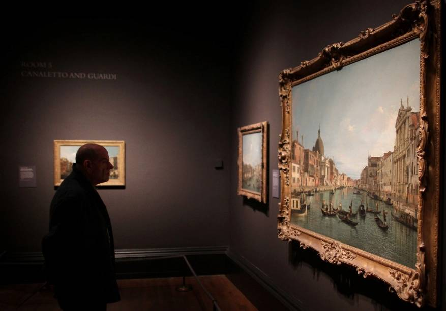 Além de imperdível, a National Gallery também é uma atração gratuita